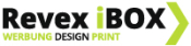 Revex iBOX – Werbung | Design | Druck Logo